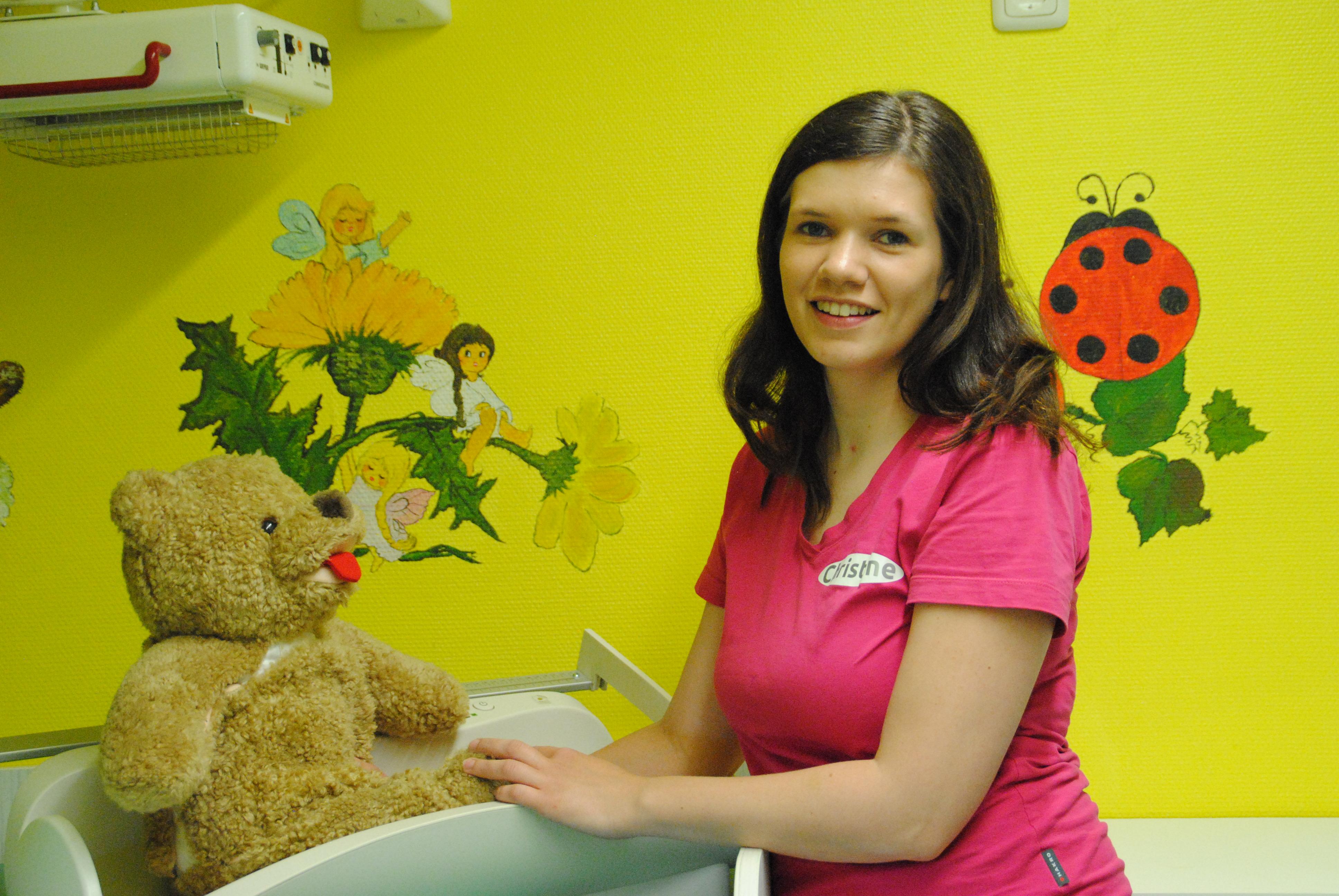 Christine Henning. Medizinische Fachangestellte.